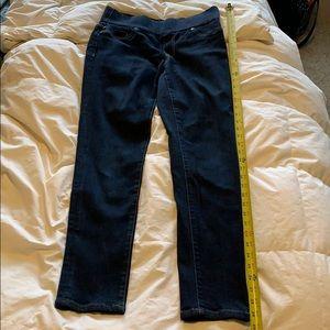 "Liverpool Sienna pull-on legging size 8 29""inseam"